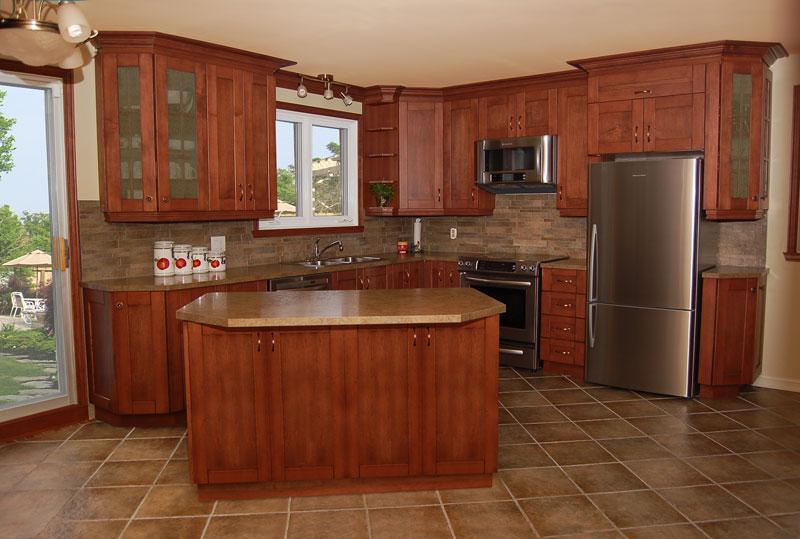L Shape Kitchen Six Great Kitchen Floor Plans