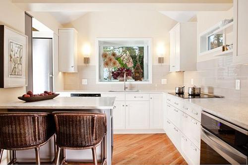Six Great Kitchen Floor Plans