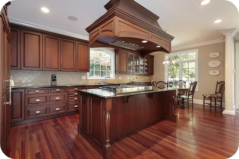 Kitchen islands the centerpiece of a functional kitchen for Cooktop kitchen island designs