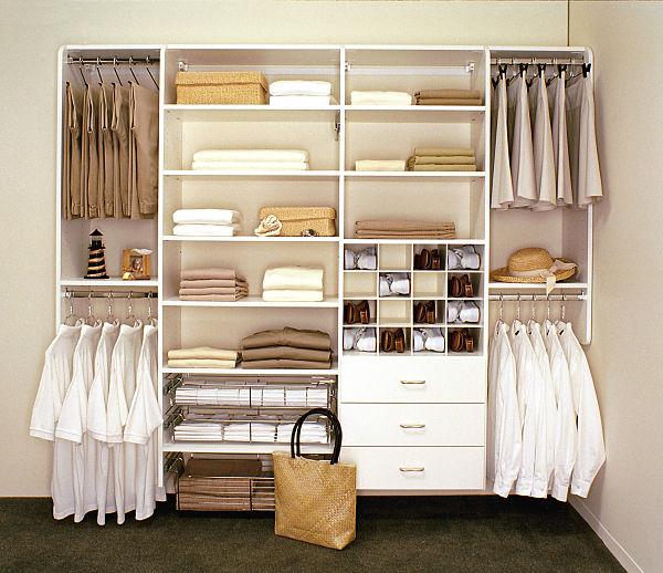 Space Saving Storage Solutions For Clothes Linens And