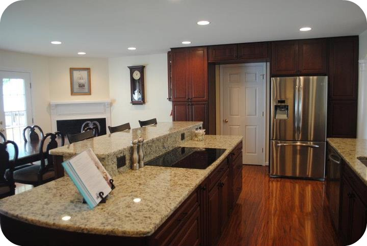 Kitchens Designed For Holiday Entertaining