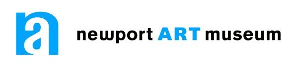 Newport Art Museum logo col horiz