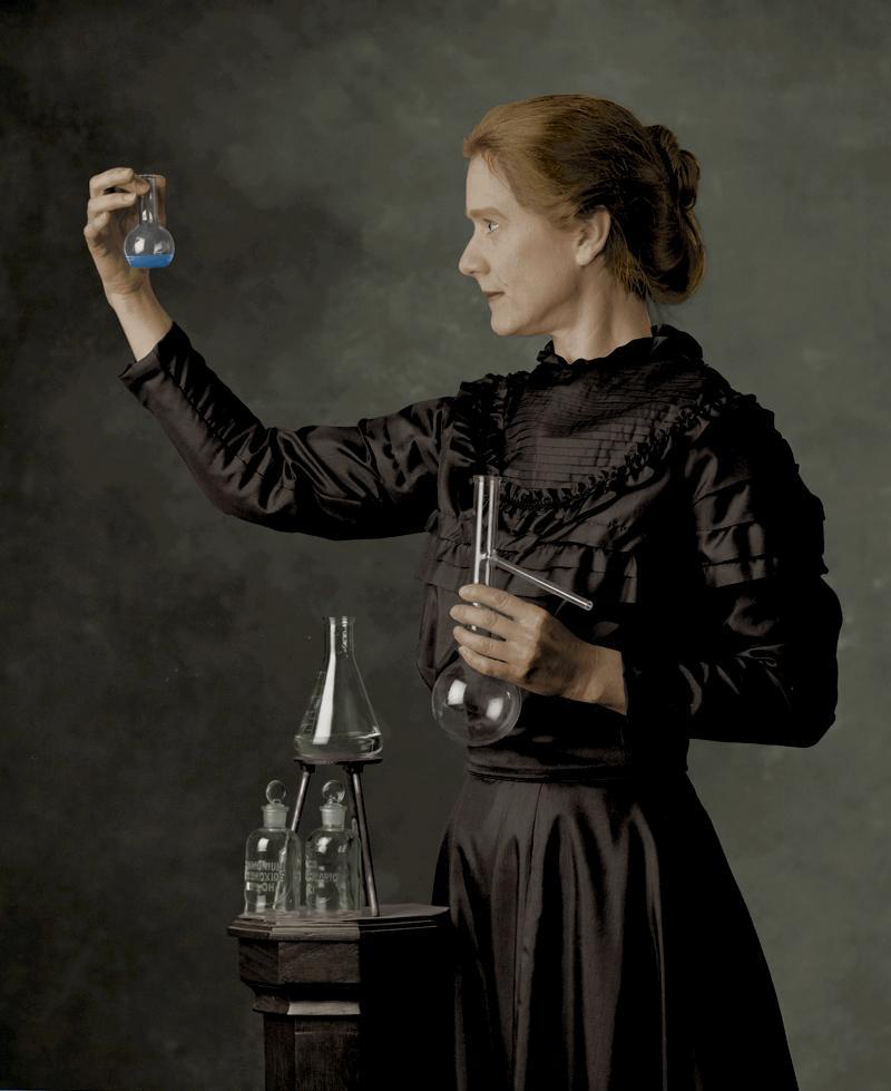 M. Curie #1