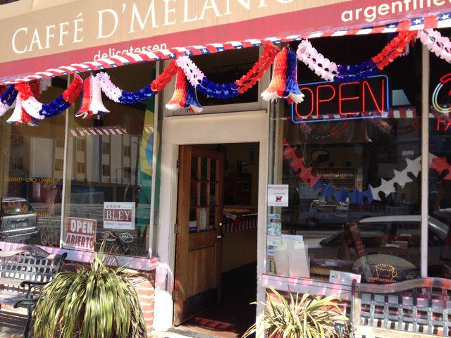 Caffe D'Melanio 18 Chico
