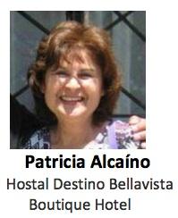 Patricia Alcaino