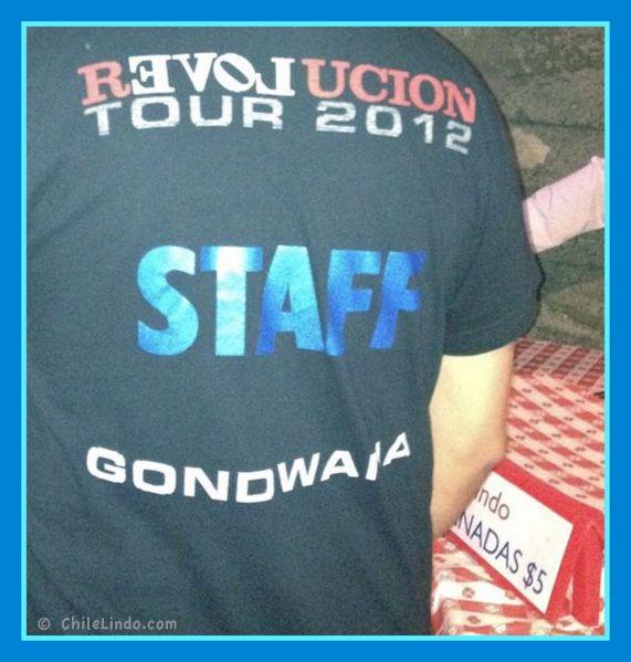 Gondwana Revolution Tour