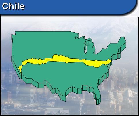 Chile on USA