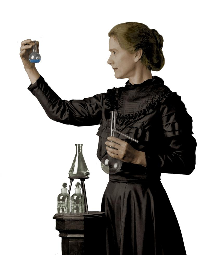 Marie Curie #3