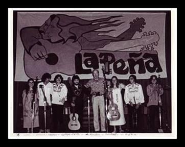 Grupo Raiz at La Pena