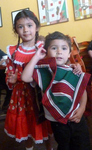 Sonia's Grandchildren