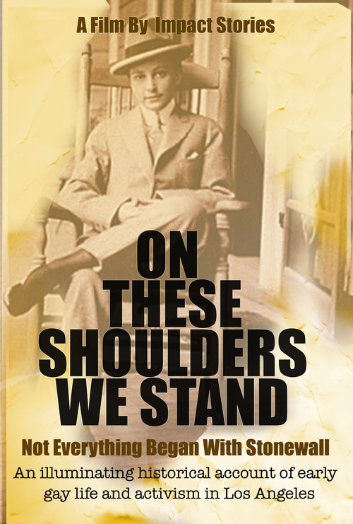 on shoulders