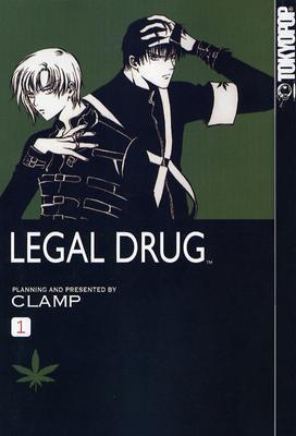 legal drug manga cover