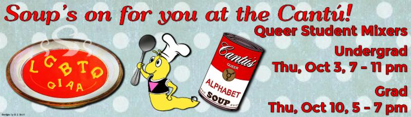 soup's on for you at the cantu
