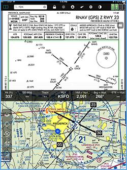 FlyQ EFB 2.0 Preview