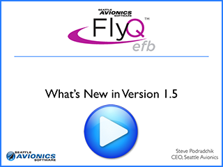 What's New in FlyQ EFB 1.5