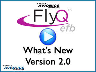 What's New FlyQ EFB 2.0