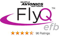 FlyQ EFB - 4.5 out of 5 Stars