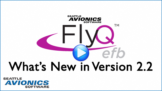 What's New in FlyQ EFB 2.2
