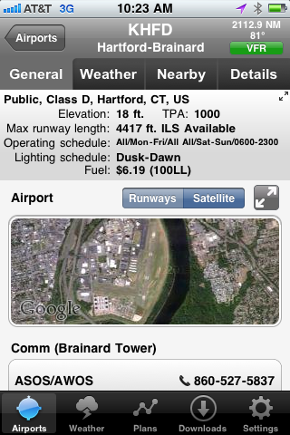 Airport Info