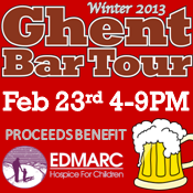 Ghent Bar Tour