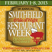 Smithfield Restaurant Week