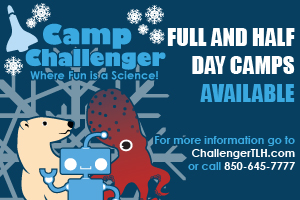 Camp Challenger: Full & Half Day Winter Break Camps at Challenger Learning Center