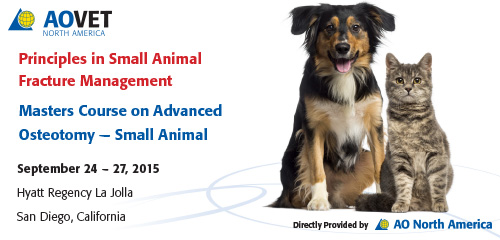 AO Vet Principles in Small Animal Fracture Management