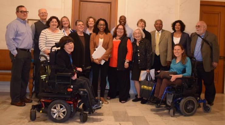 dignity fund coalition members