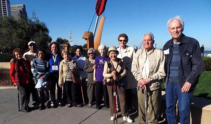 seniors who visited Google
