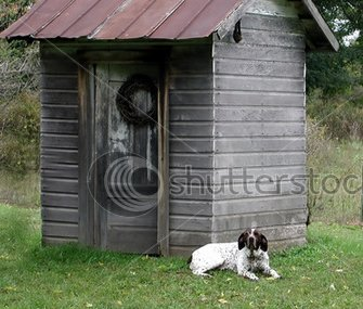 GSP Outhouse