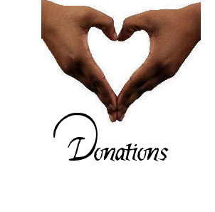Donors  heart hands