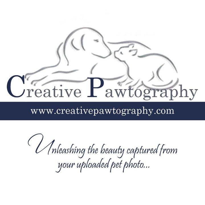 Creative Pawtography logo