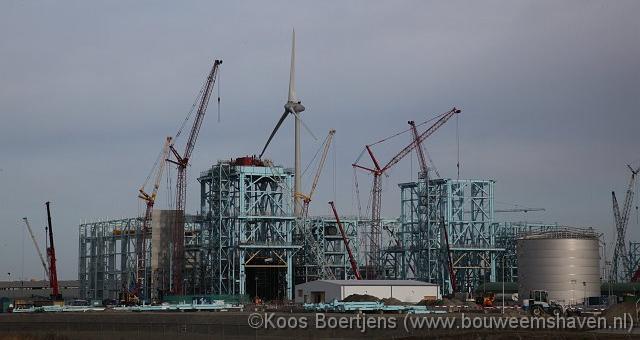 Ballast Nedam Eemshaven
