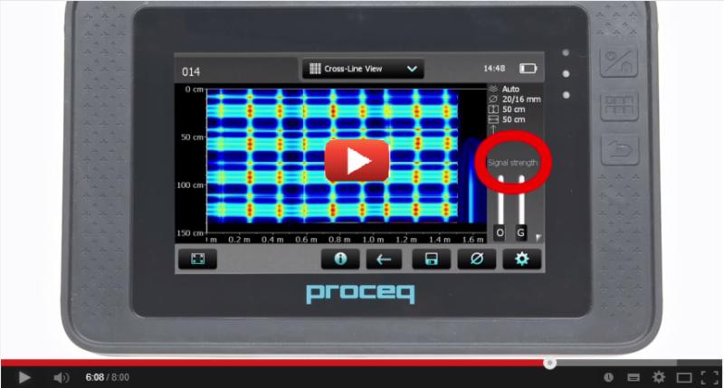 Proceq Profometer PM-650