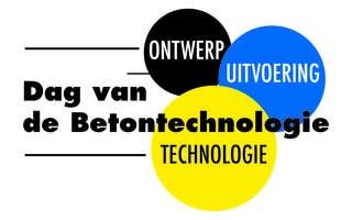 Logo dag van de betontechnologie