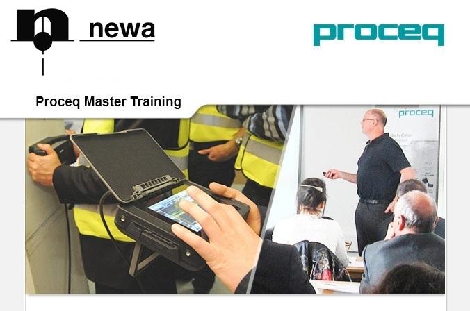 Proceq master training
