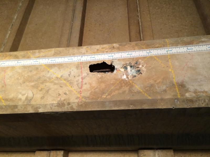 Proceq tape met schaalverdeling - 2