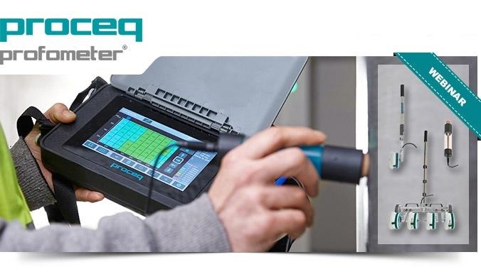 Proceq Profometer corrosion webinar