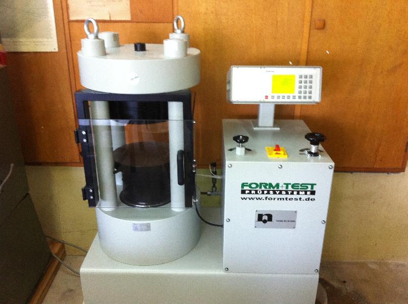 Form + Test Beta 5-3000 H MTS Curacao