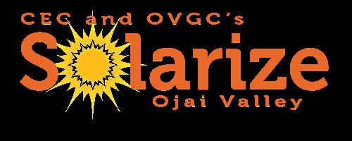 Solarize Ojai Logo