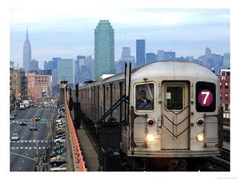 The 7 train