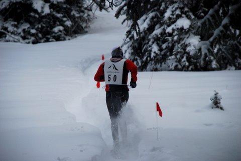 SNOWSHOE RACIING