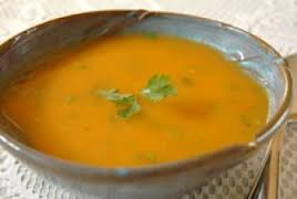 Carrot Chile Soup