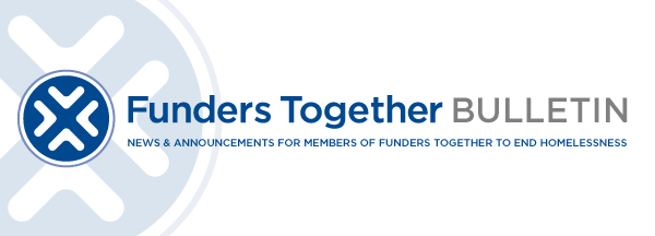 Funders Together Bulletin Masthead