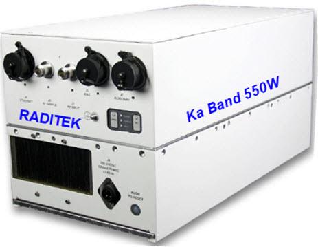 Block Upconverter Ka Band 550 Watts