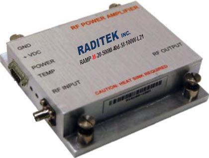 RAMP-M-20-500M-  40d-Sf-100W-L21