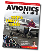 November 2011 Avionics News Cover