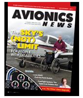 November 2011 Avionics News Cover