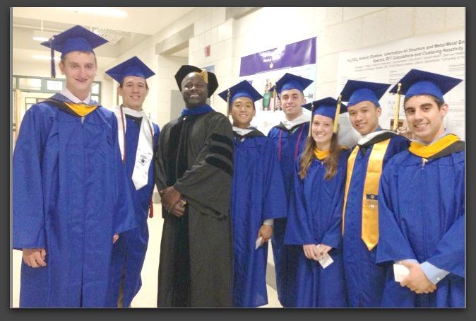 Cooper and Undergrads