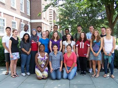 Grad Students 2011